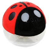 SICHER ECOSYSTEM Ladybug Air Purifier [AP-1311N] - Red - Air Purifier